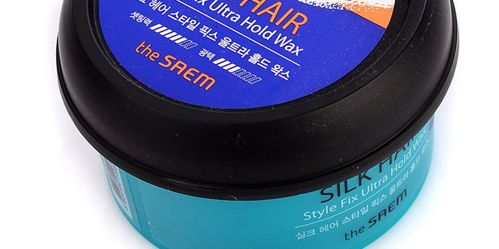 Воск для волос The Saem Silk Hair Style Fix Color Wax