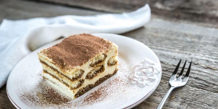 Приготовленный по классическому рецепту десерт