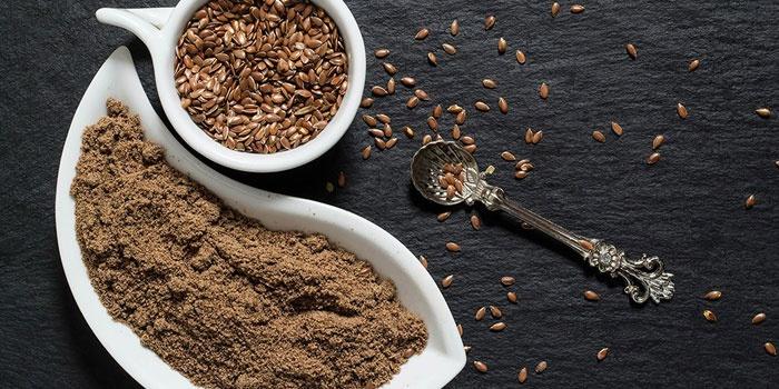 Мука семени льна для похудеть