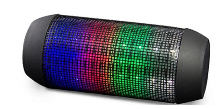 Портативная беспроводная колонка с подсветкой Pulse