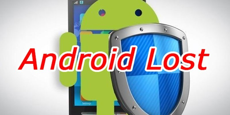 Приложение Потерянный Андроид