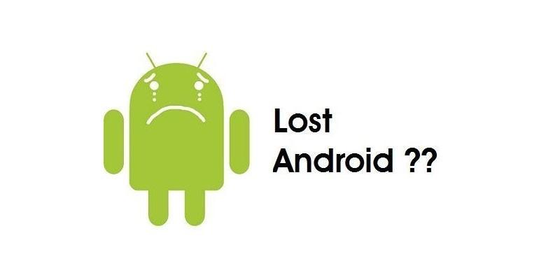 Логотип Lost Android