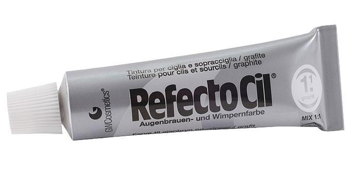 Краска для бровей Refectocil в тубе