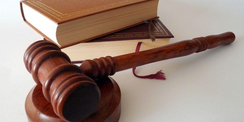 Книги и судейский молоток