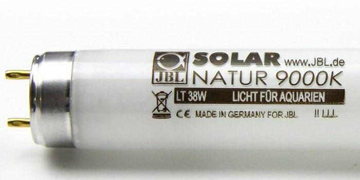 Светильник полного спектра JBL SOLAR ULTRA Natur LT 39WT5-HQ 9000K