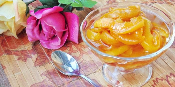 Персиковые дольки