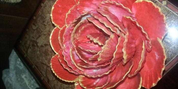 Ракушечная роза