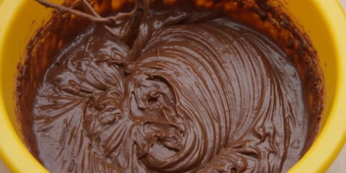 Готовый шоколадный