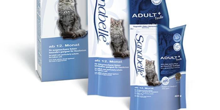 Для взрослых котов Bosch Sanabelle