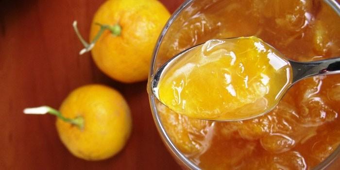 Бананово-апельсиновое варенье