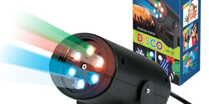 Светильник-проектор ULI-Q306