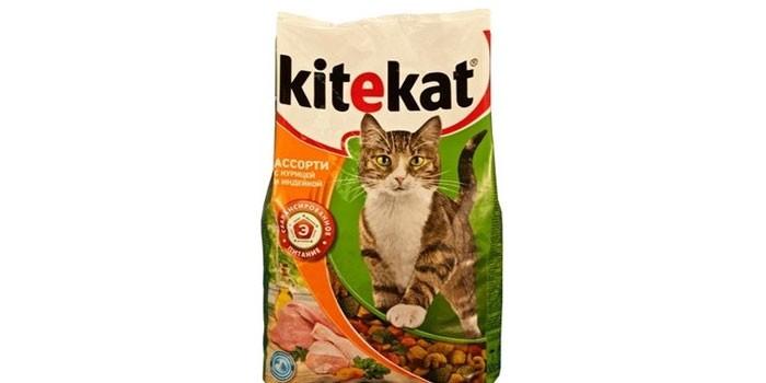 Упаковка Kitekat