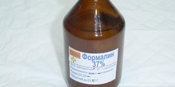 Формалин в бутылочке