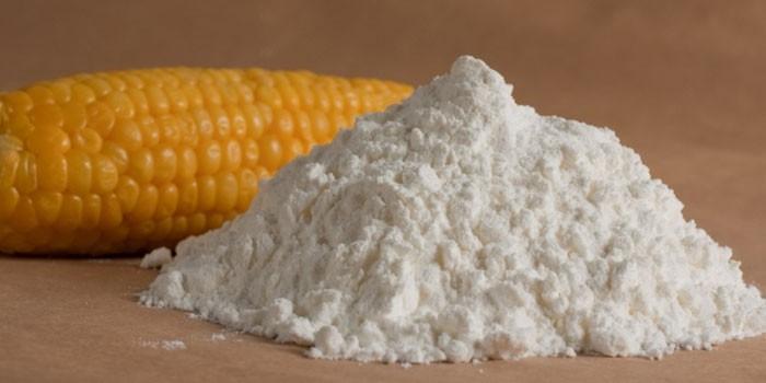 Початок кукурузы и кукурузный крахмал