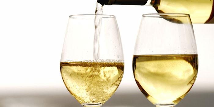 Поправляются ли от вина