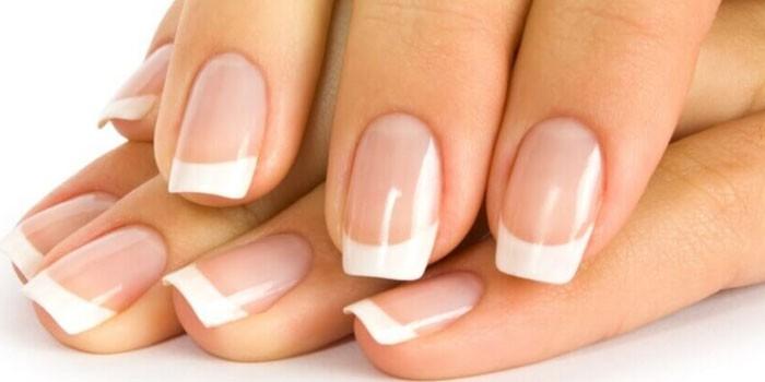 Узнать здоровье по ногтям на руках 11