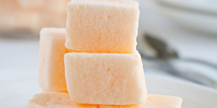 Домашнее маршмеллоу из яичных белков