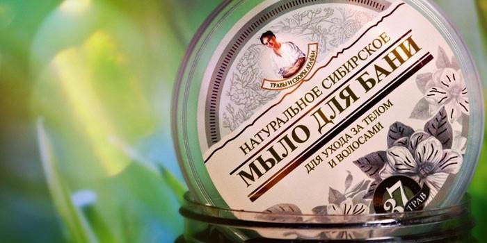 Натуральное сибирское для бани