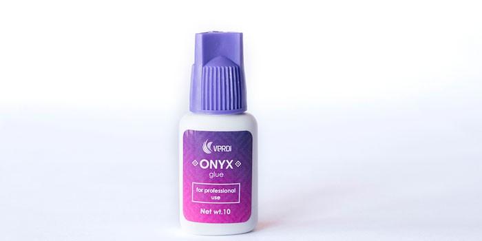Жидкий черный клей для наращивания ресниц  Verdi Onyx
