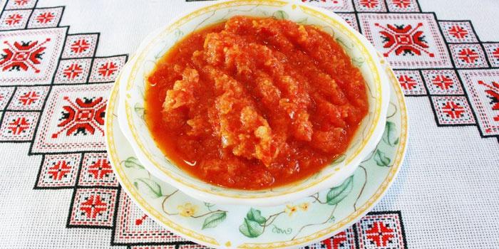 Мексиканский соус
