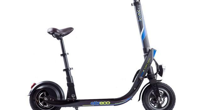 Детский электрический самокат с сиденьем El-Sport scooter CD10A