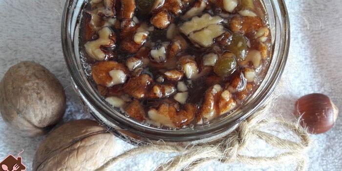 Варенье из винограда - пошаговые рецепты приготовления из красных или белых сортов с фото
