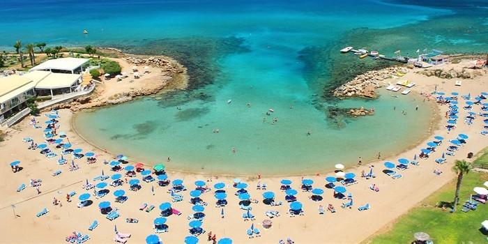 Курорт Протарас на Кипре