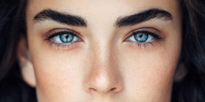 Густые брови - как усилить рост волос масками, маслами, массажем и косметическими средствами