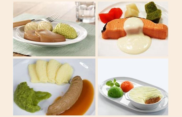 Блюда 3D