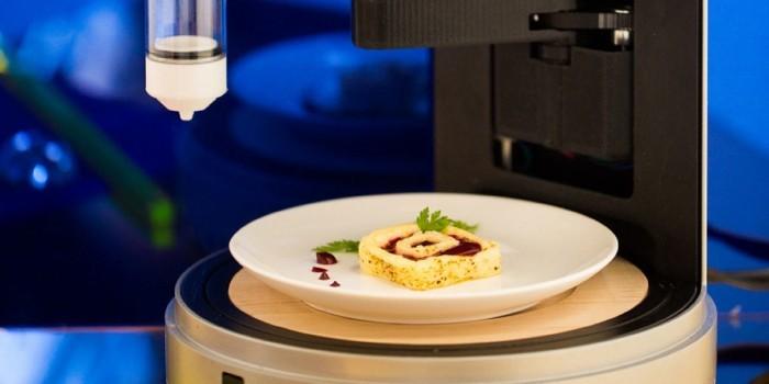 3D принтер для еды