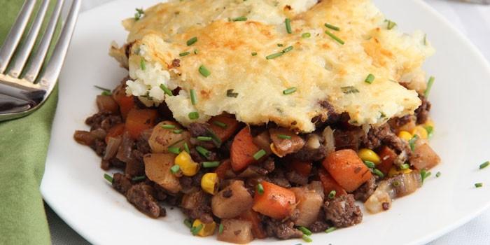 Овощная запеканка в духовке - пошаговые рецепты приготовления с творогом, сыром или мясом