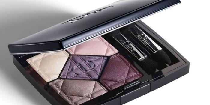 Перламутровые тени от Dior