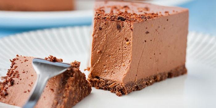 Шоколадно-ванильный