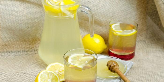 Напиток с медом