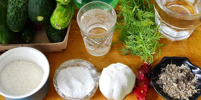 Рецепт с водкой