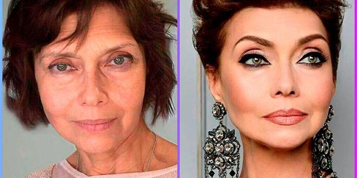 Хороший макияж