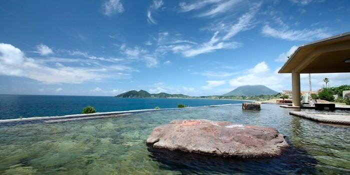 Бальнеологический курорт Ибусуки на острове Кюсю