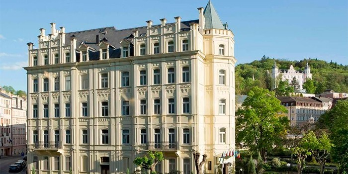 Отель Pavlov в Карловых Варах