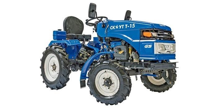 Трактор Скаут Т-15