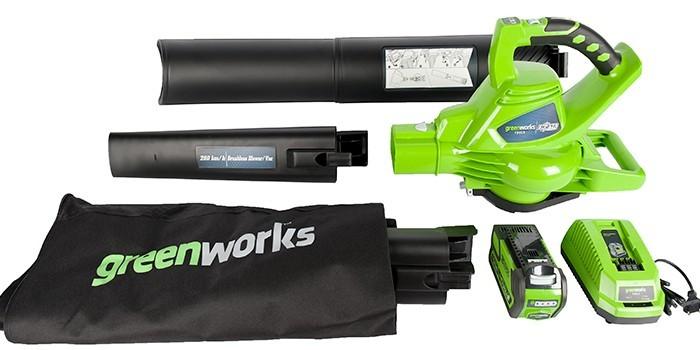 GD40BVK4 от Greenworks