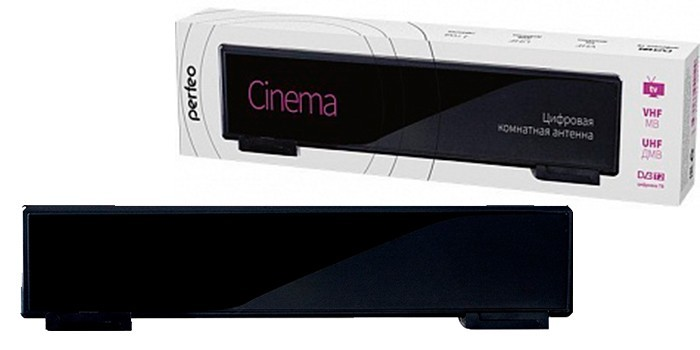 Антенна Cinema DVB-T2 от Perfeo